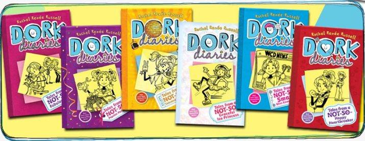 The-Dork-Diaries