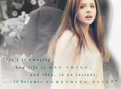 if i stay quote