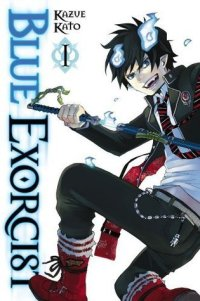 blue exorcist 1