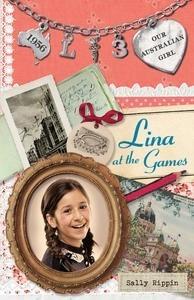 Lina at the games