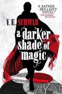the darker shade of magic
