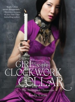 the girl with clockwork collar