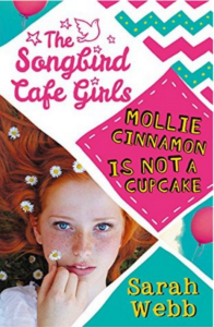 mollie cinnamon is not a cupcake